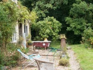Old Bath, Walnut Tree Farm